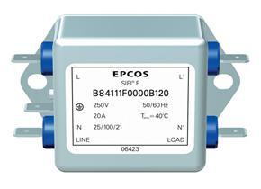 Bộ lọc nhiễu  (EMC Filtters) EPCOS SIFI TDK Lambda - TDK Lambda Vietnam